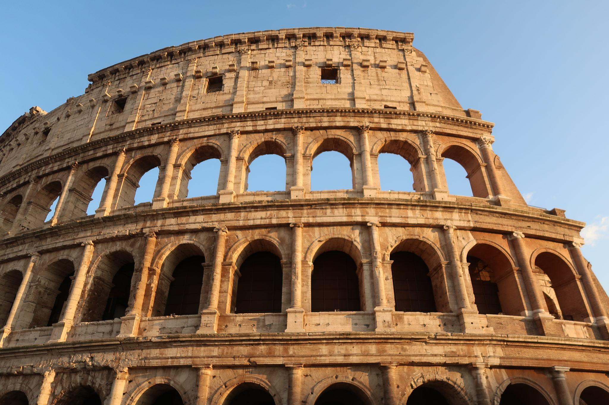 visite-rome-5-jours-colisée