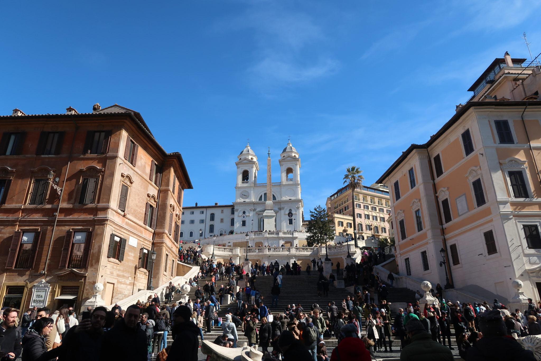 rome-5-jours-placce-espagne