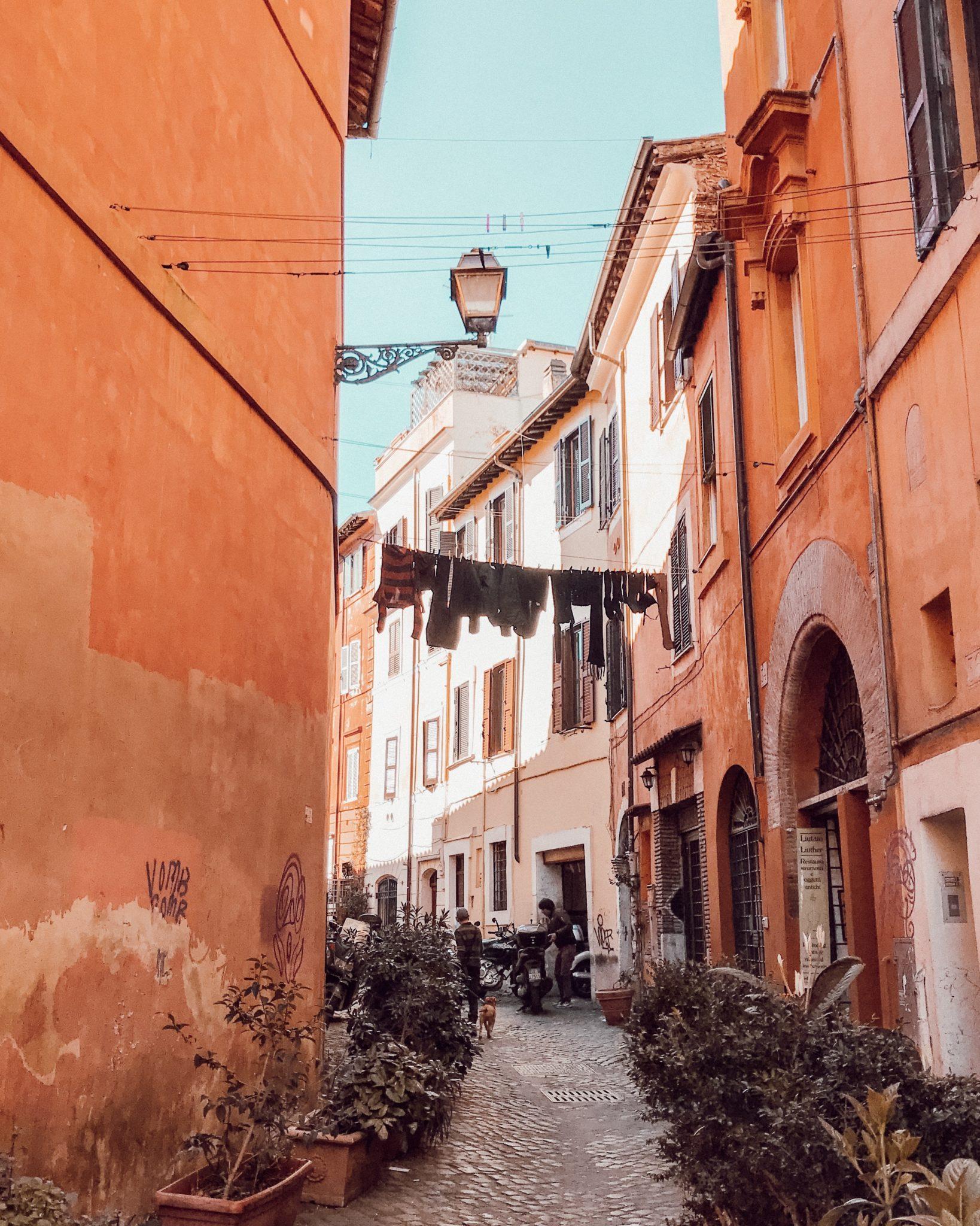 ruelles-rome-trastevere