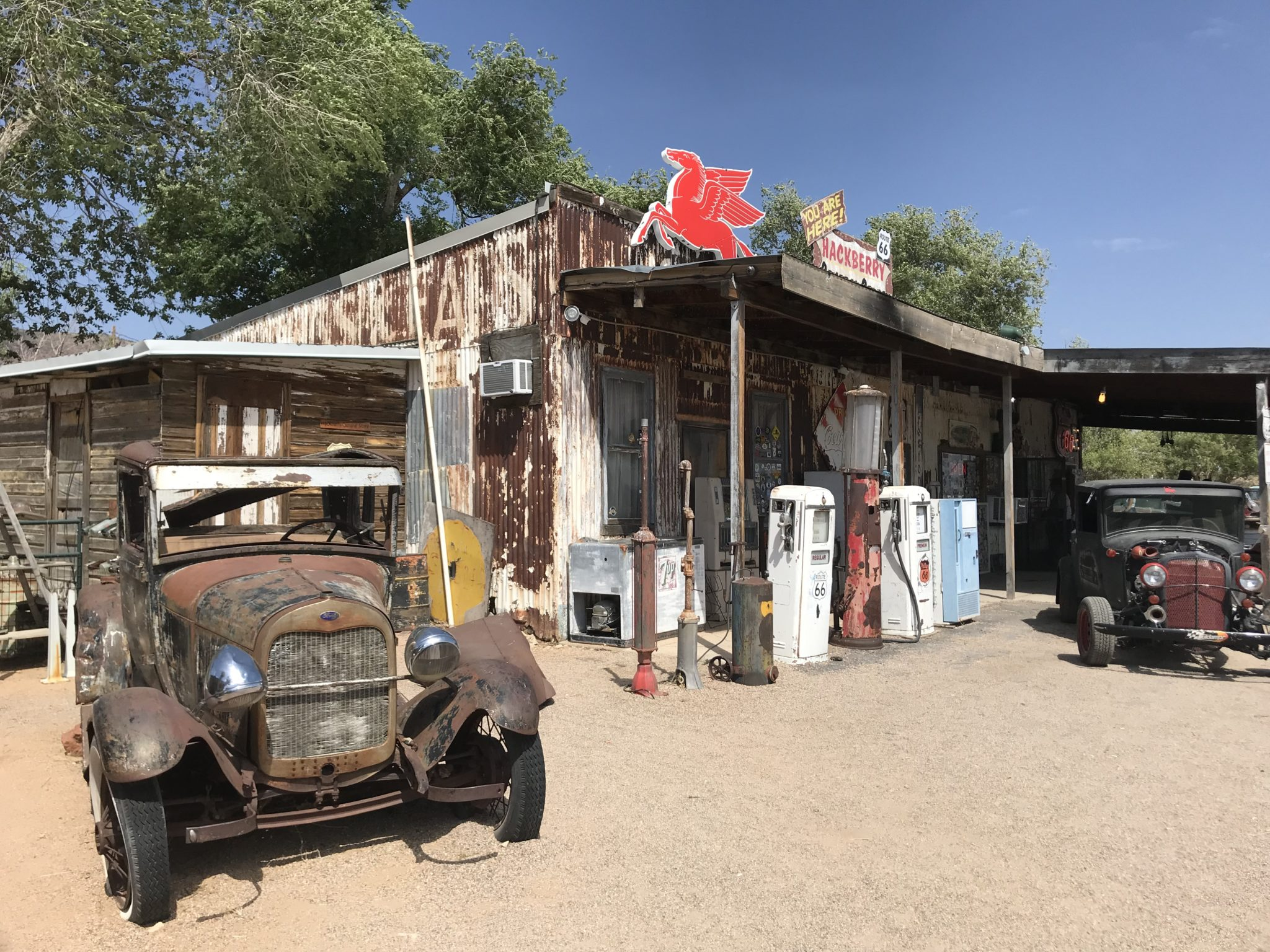 route-66-hackberry-general-store