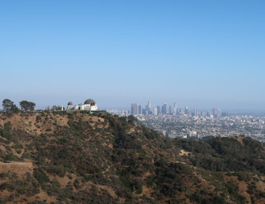 visiter-los-angeles-4-jours-griffith-observatory